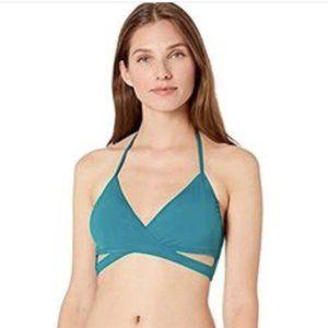 Vince Camuto Women's Wrap Bikini Top Swimsuit L